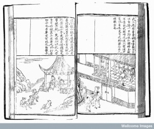 L0020673 Chinese manuscript T'ai-shang kan-ying p'ien.